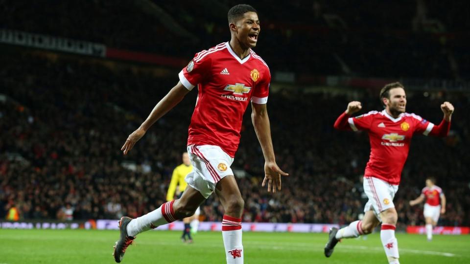«Манчестер Юнайтед» переиграл «Ливерпуль» благодаря дублю Рэшфорда