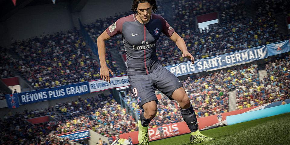 У Икарди и Кавани будут особые бутсы в FIFA 18