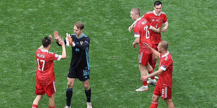 Пока у сборной России есть только план А — угадать с составом. Мнение Евгения Дзичковского