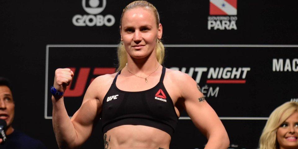 Валентина Шевченко залила клетку UFC кровью. Чужой