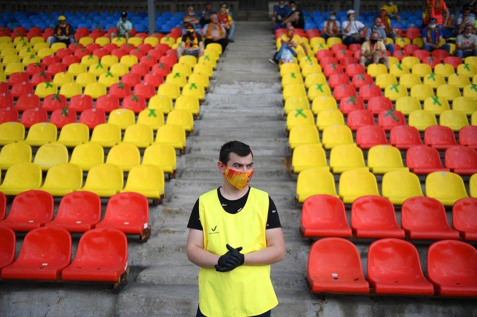 РПЛ и РФС подготовили запрос в Роспотребнадзор о доступе зрителей на стадионы по QR-кодам