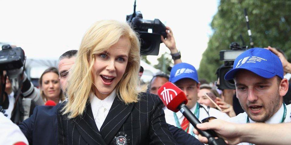 Авария Риккьярдо и появление Николь Кидман. Главное из квалификации Гран-при Австралии