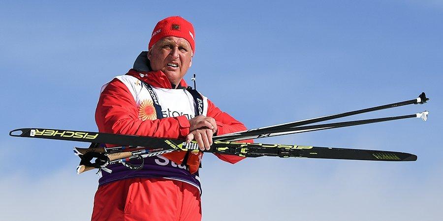 Юрий Бородавко: «Обидно, что вместо того, чтобы завершить гонку, Червоткин и Белов остановились, потеряли время»