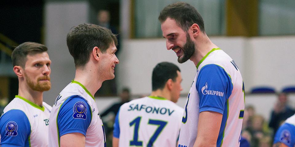 «Зенит» на тай-брейке обыграл «Локомотив» и вышел в полуфинал Суперлиги