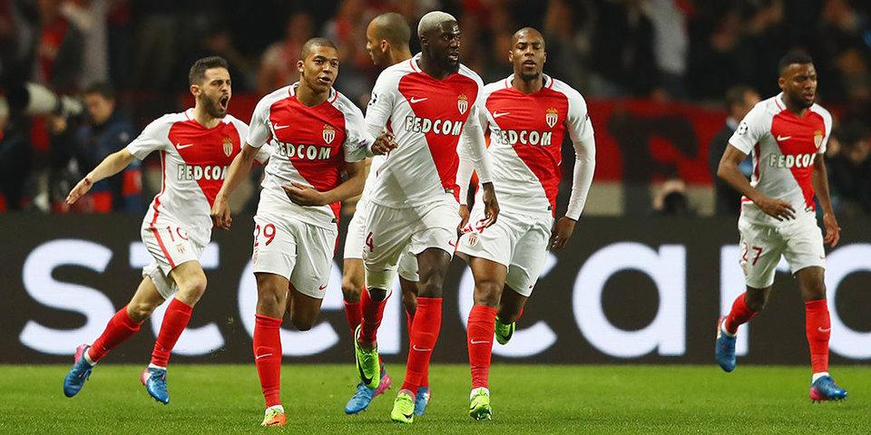 «Монако» без Фалькао проходит «Манчестер Сити»: голы и лучшие моменты