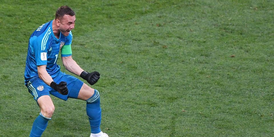 Неменее  половины россиян поверили впобеду сборной над хорватами