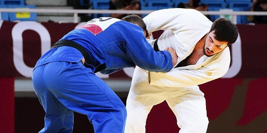 Ильясов проведет схватку за бронзу на Олимпийских играх