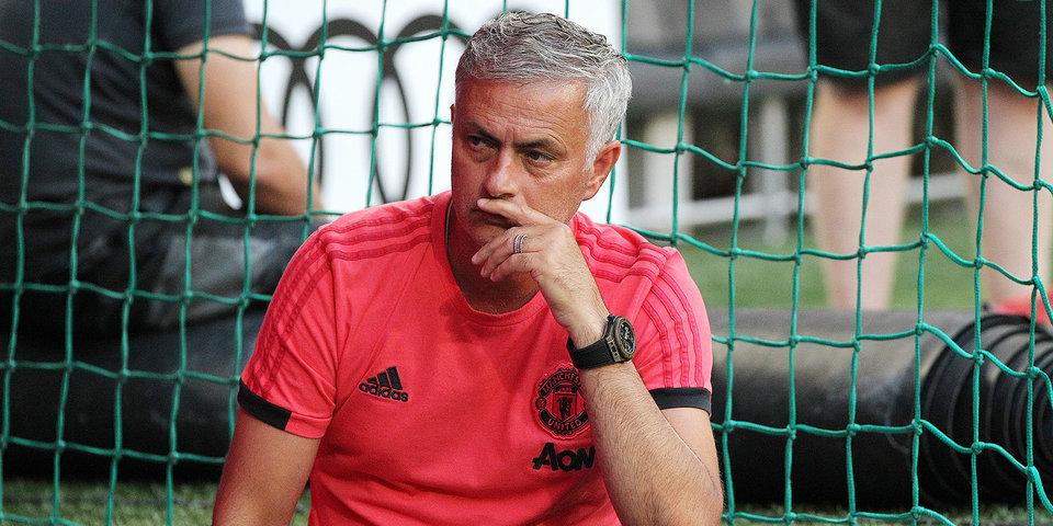 Жозе Моуринью: «Наши атакующие футболисты не в лучшем психологическом состоянии»
