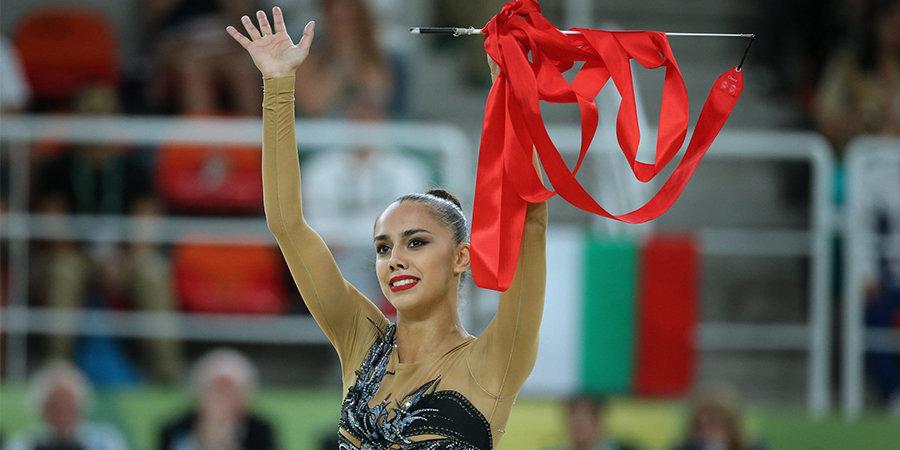 Олимпийская чемпионка Маргарита Мамун стала мамой