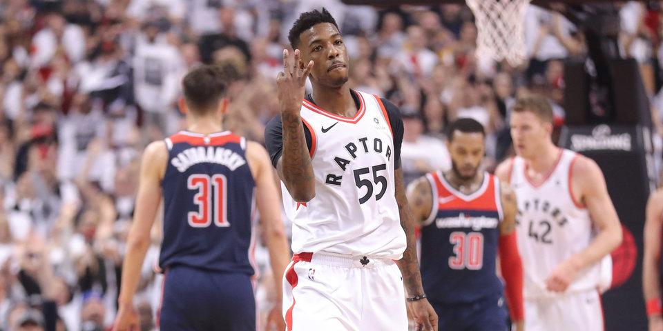 «Торонто» впервые выиграл первый матч серии плей-офф