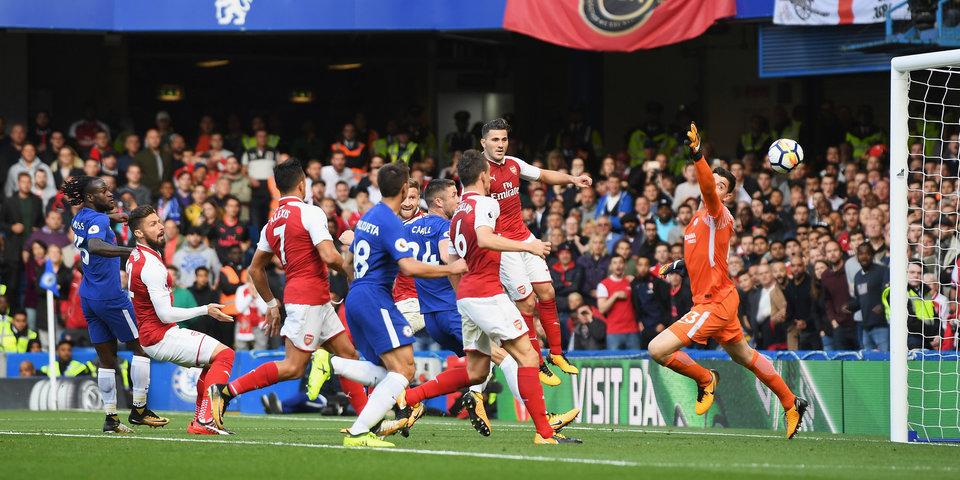 «Арсенал» провел лучший матч в сезоне. И все равно не выиграл