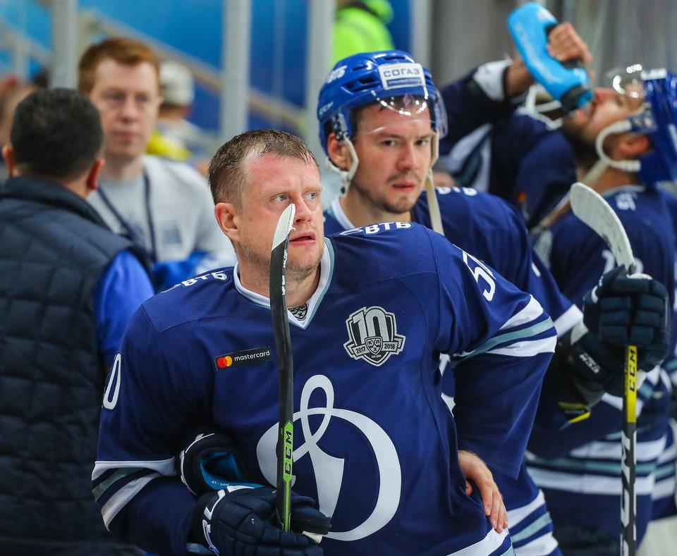 Московское «Динамо» подписало 38-летнего защитника