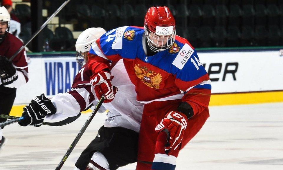Свечников занял второе место в рейтинге предстоящего драфта НХЛ