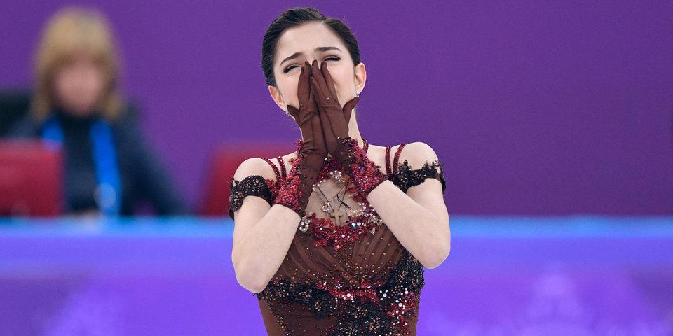 Евгения Медведева: «Я в Пхенчхане оставила много сил»