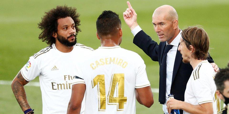 «Реал» обыграл «Эспаньол» и единолично возглавил Примеру