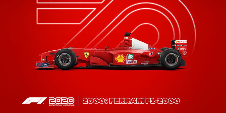 Представлен трейлер новой части симулятора «Формулы-1». В игре появятся болиды Шумахера