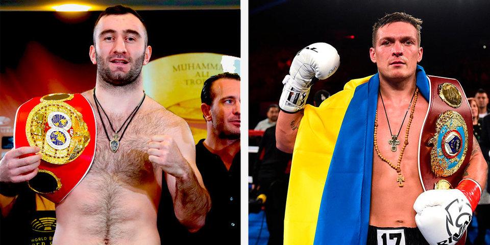 Федерация бокса России ведет переговоры о проведении финального боя WBSS