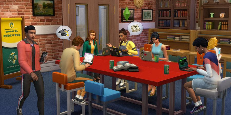 Симулятор жизни. Серия игр The Sims не даст забыть о прогулках и вечеринках