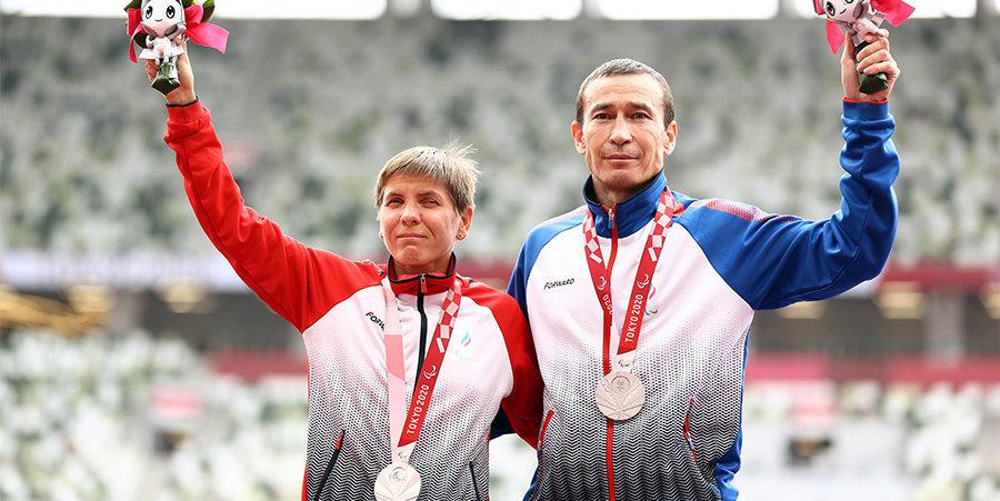 Все медали заключительного дня Паралимпиады. Россия пополнила копилку серебром