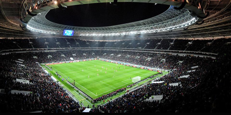 В УЕФА подтвердили подачу заявки со стороны ЦСКА на проведение матчей ЛЧ в «Лужниках»