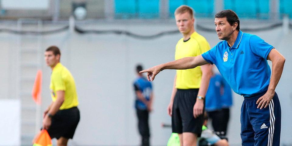 «Шинник» при Газзаеве потерпел второе поражение подряд