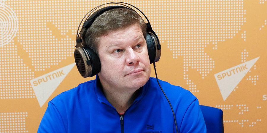 Губерниев — о дерби: «Пусть обе команды сыграют хорошо. Уже всем надоело, что они играют плохо»