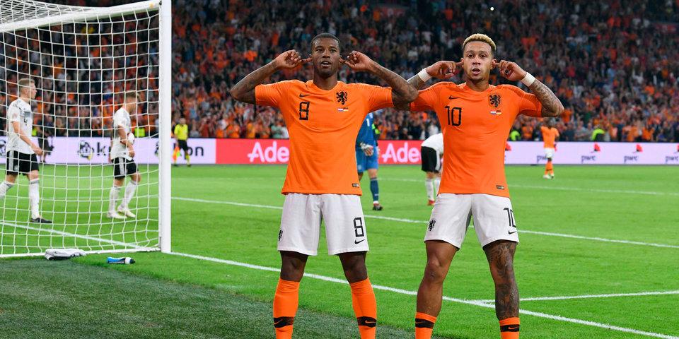 Оранжевый — снова хит сезона! Голландцы вернулись на топ-уровень