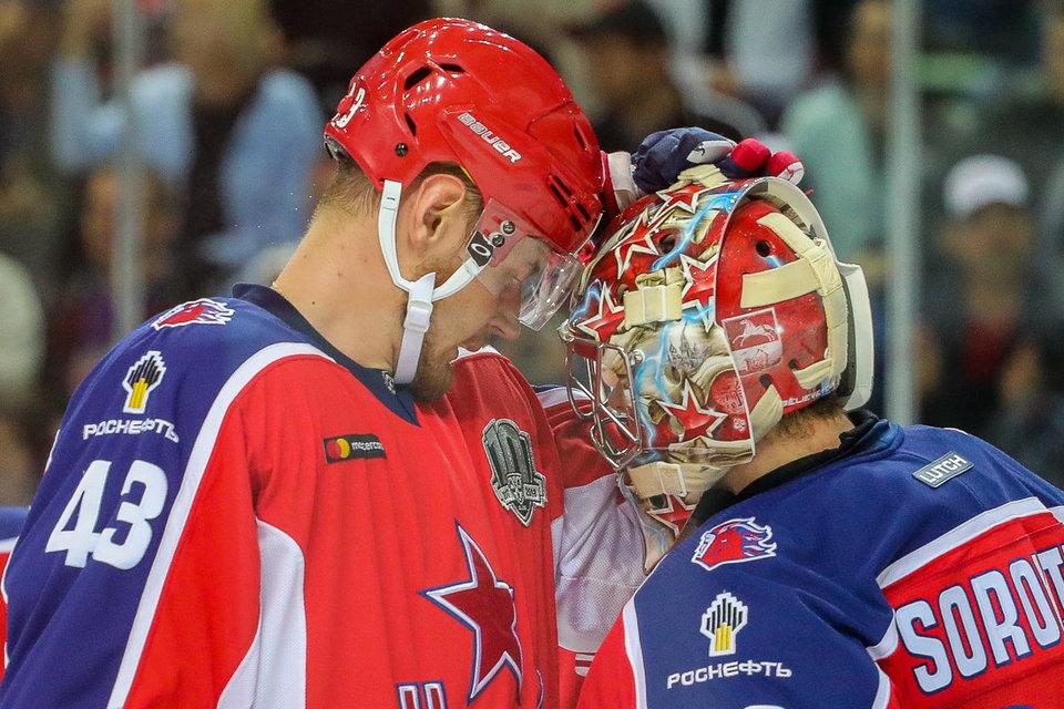 ЦСКА во второй раз в сезоне победил «Динамо» в дерби