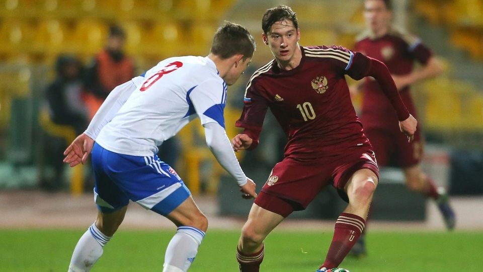 Миранчук и Могилевец выйдут в стартовом составе сборной России
