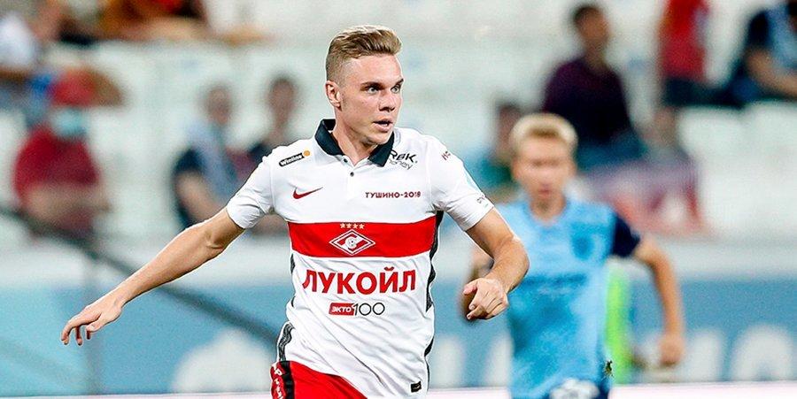 Максим Глушенков: «Почему не в заявке на матч с «Химками»? Так решил тренер»