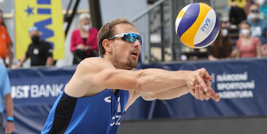 Игрок сборной Чехии по пляжному волейболу заразился коронавирусом