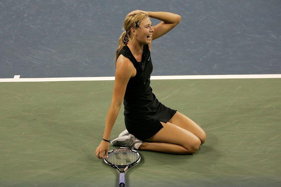 Шарапова завершила выступление в Монреале поражением в 1/8 финала
