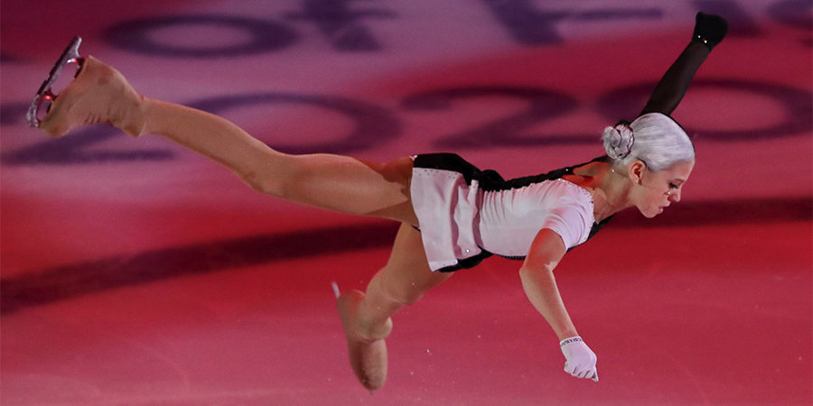 Ирина Слуцкая: «Да простят меня поклонники Трусовой, но программы я не увидела. Это разбег – прыжок»
