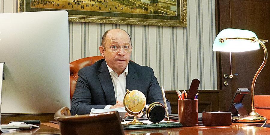 Прядкин покинул свой пост, а РПЛ останется на «Матч ТВ» минимум на 4 года (это единогласное решение клубов Лиги). Главное