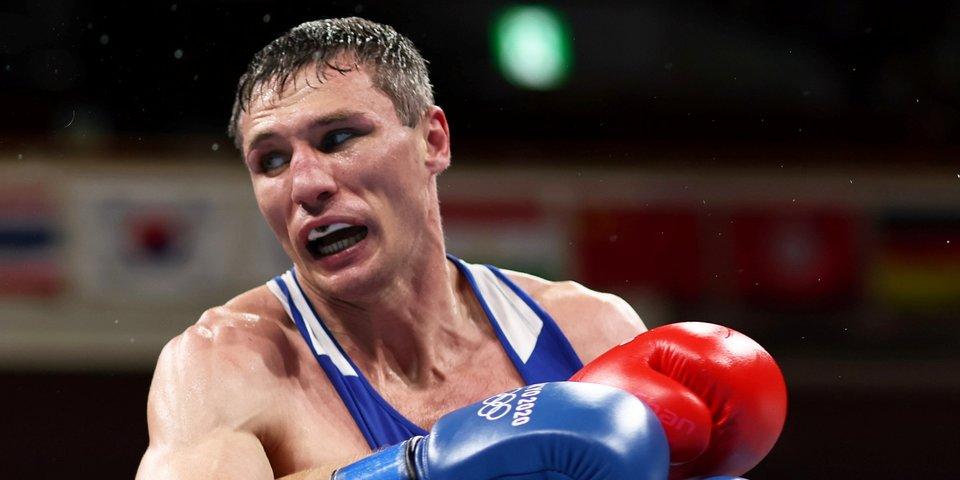 Замковой стал бронзовым призером Олимпиады