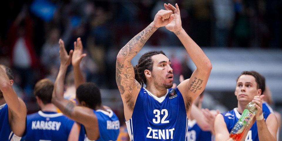 «Зенит» проиграл турецкой команде в Кубке Европы