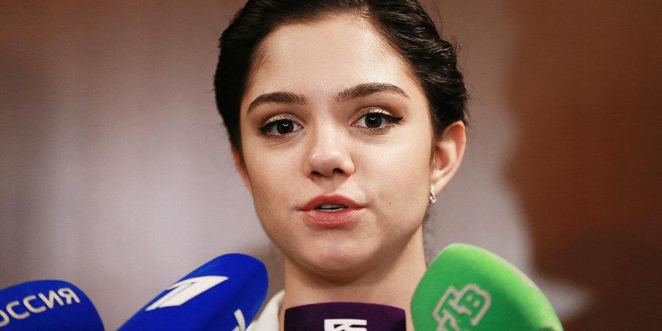 Евгения Медведева: «Я горжусь титулами чемпионки мира. Но Олимпиада – это мечта!»
