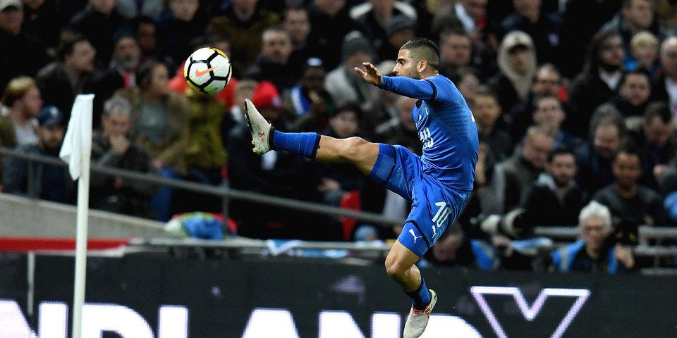 «Наполи» вырвал победу у «Ливерпуля» в Лиге чемпионов