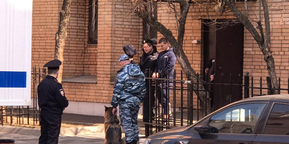 Кокорина и Мамаева вывели из зала суда спустя 40 минут после начала эвакуации