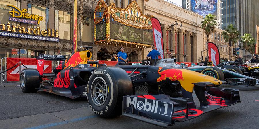 «Формула-1» отложила введение нового технического регламента до 2022 года