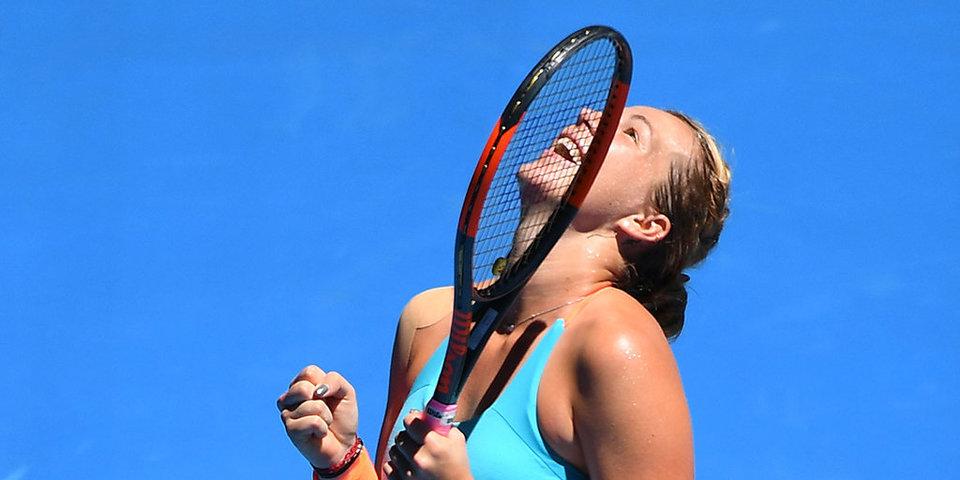 Анастасия Павлюченкова: «Некоторые на 40-50 местах ведут себя, будто они уже в топ-5»