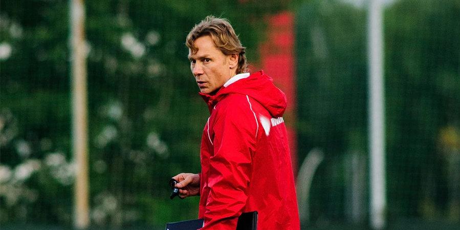 Валерий Карпин — о критике после игры с Кипром: «Мы еще не проиграли, а представьте, что будет, если проиграем»