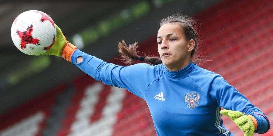 Российские футболистки вышли в полуфинал Универсиады