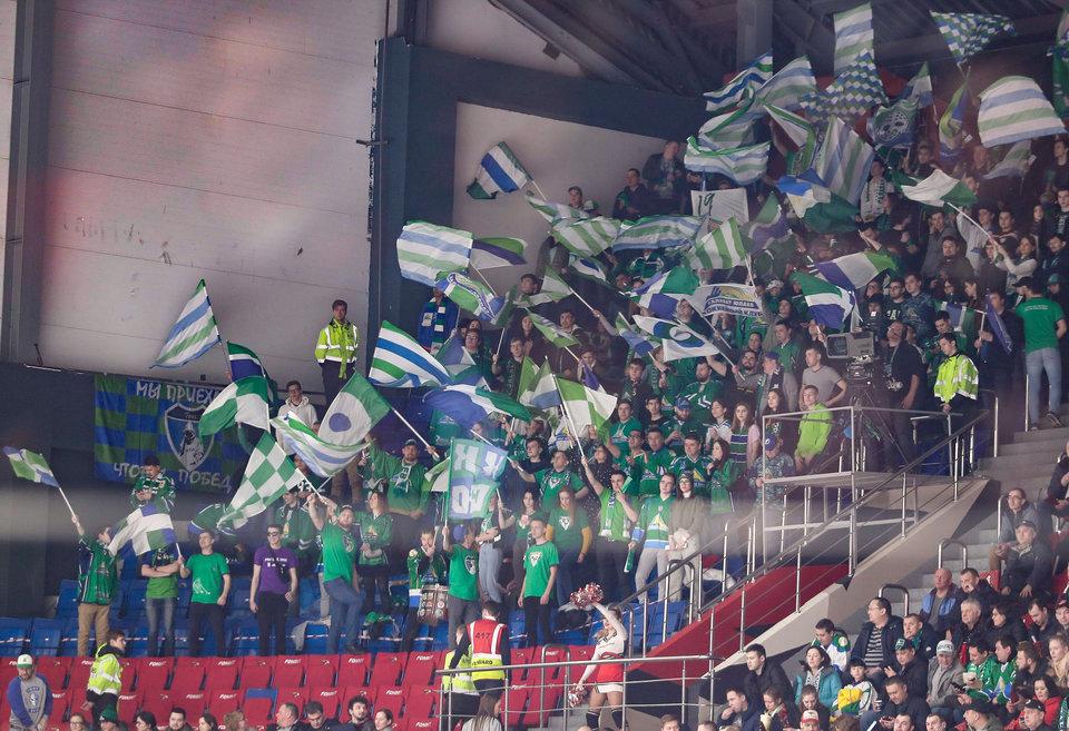 Власти Башкортостана разрешили заполнять стадионы наполовину
