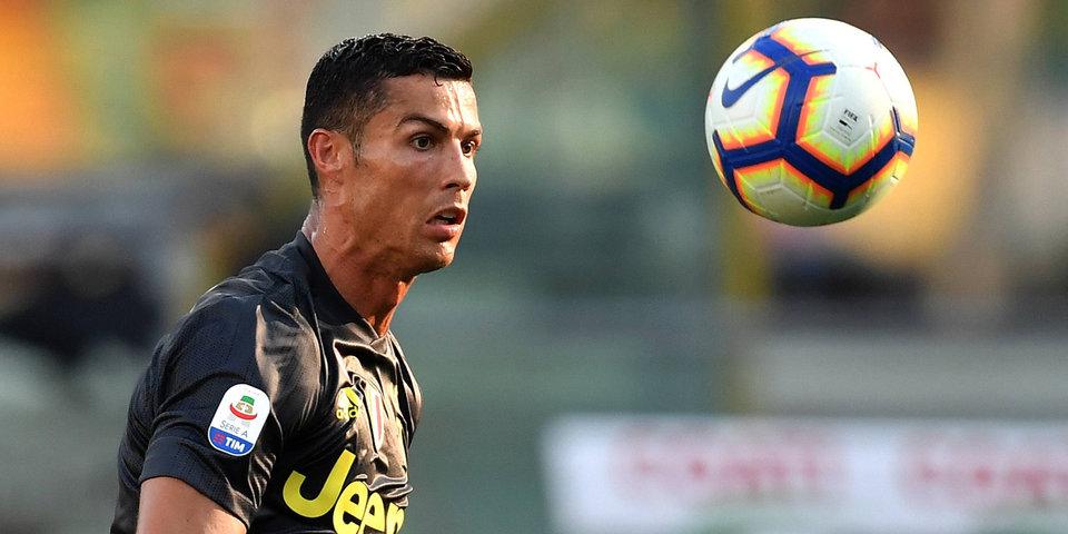 Криштиану Роналду: «Хочу, чтобы мой сын стал футболистом»