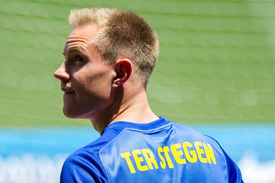 Тер-Штегена признали лучшим игроком финала Кубка конфедераций