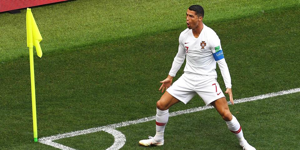 «Ювентус» предлагает Роналду 30 млн вгод— Marca