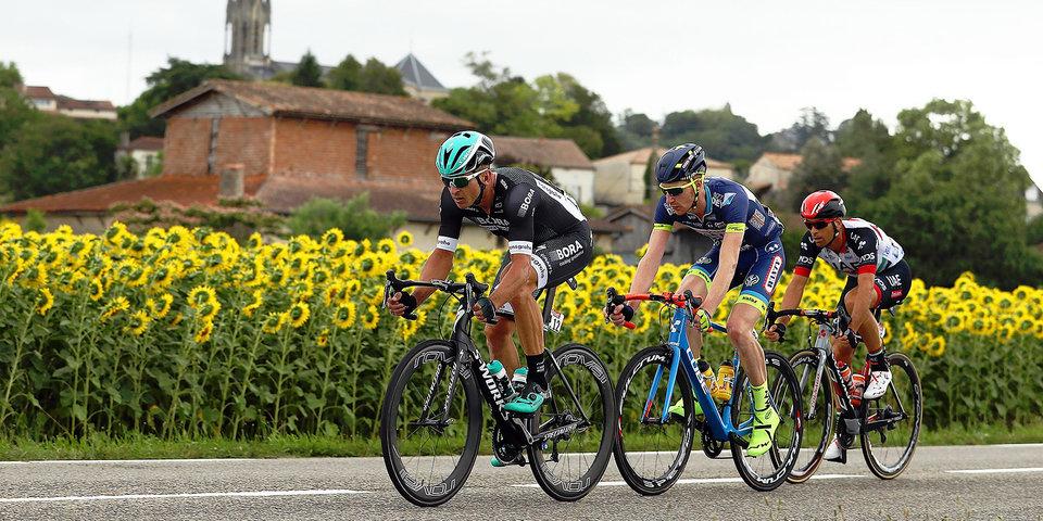 Фрум стал третьим на 20-м этапе «Тур де Франс», но сохранил лидерство в общем зачете