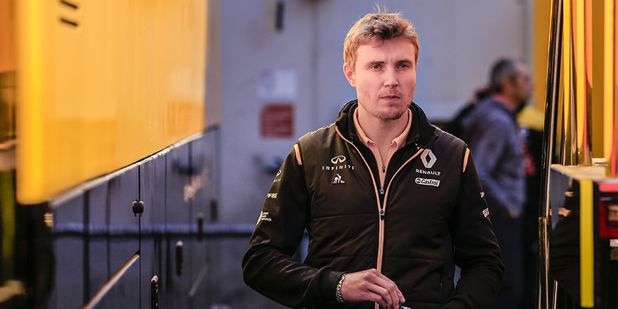 Сергей Сироткин: «Приятно, что «Рено» пригласил на тесты Pirelli именно меня»