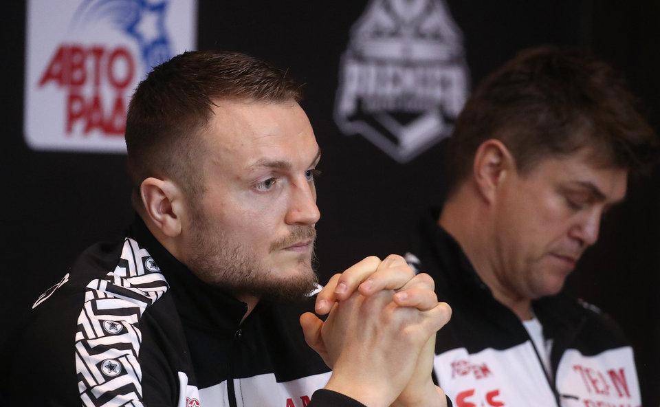 Адам Дейнес: «У меня было много времени для подготовки к бою с Бетербиевым»